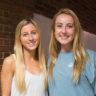 Jennifer Reynolds and Allison Witte