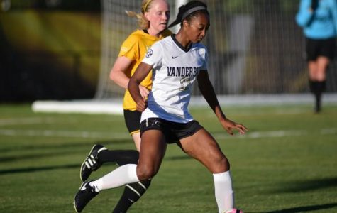 Commodores earn their second straight shutout