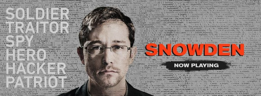 Greenberg at Green Hills: Snowden
