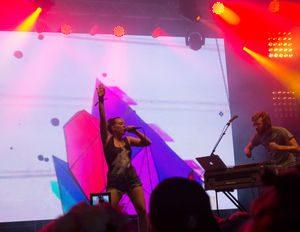 Sylvan Esso brings electro-folk to Nashville
