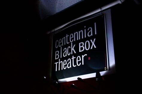 Centennial Black Box Theater: arts across the street