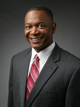 Professor Andre Christie-Mizell (Vanderbilt Photo / Daniel Dubois)
