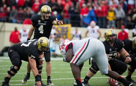 Vanderbilt vs. Georgia: Looking back, pushing forward