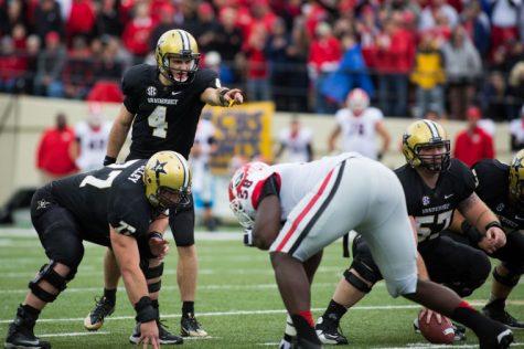 Vanderbilt vs. Georgia: Looking back, pushing forward