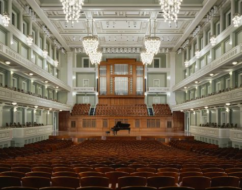A night with the Nashville Symphony Orchestra