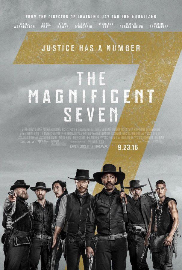 Greenberg at Green Hills: The Magnificent Seven (2016)