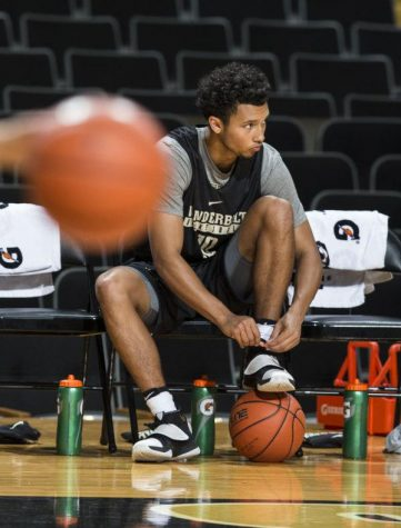 Freshman Payton Willis prepared for major role with Commodores