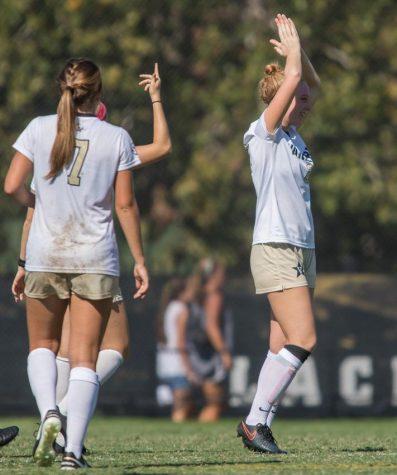 Vanderbilt soccer starts SEC season strong