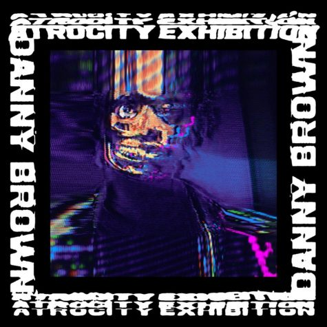 Danny Brown Parties at Exit / In
