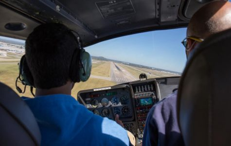 IN PHOTOS: AviaDORES helps students learn to fly