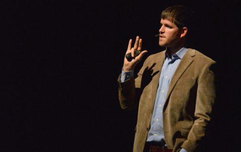 Brandon Stanton, creator of Humans of New York, visits campus