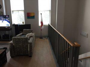 Bark's Warren and Moore duplex suite