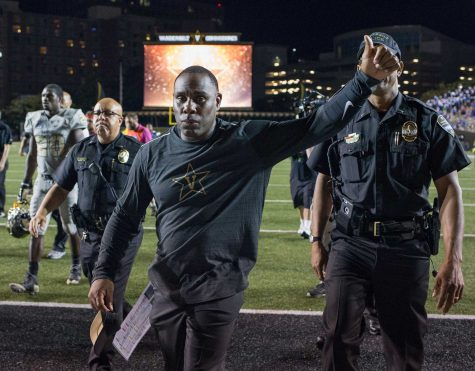 Head coach Derek Mason's salary released as part of national report