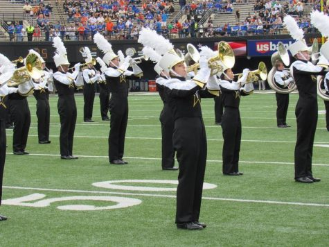 Spirit of Gold student leader explains the difficulties facing Vanderbilt's marching band