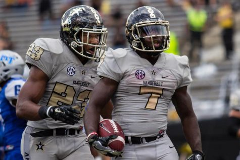 Webb and Blasingame keep offense fresh with balance of speed and power