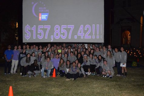 Vanderbilt Relay for Life BonnaRelay recognized as number one national college Relay event per capita