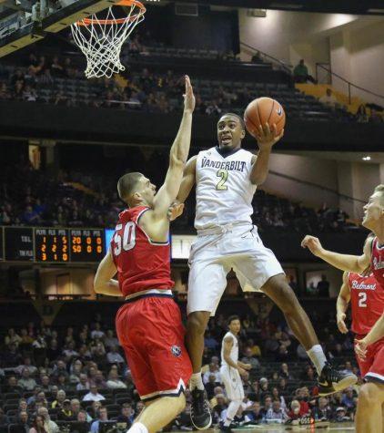 Five thoughts: Vanderbilt beats Belmont for Drew's first win