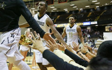 Vanderbilt blows by Tennessee State