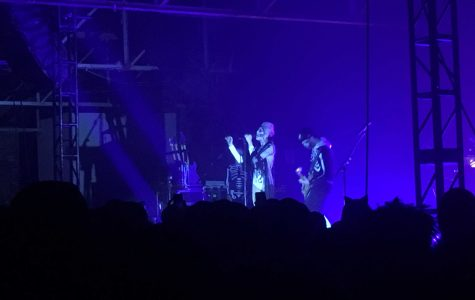 Phantogram delivers a Halloween spectacle