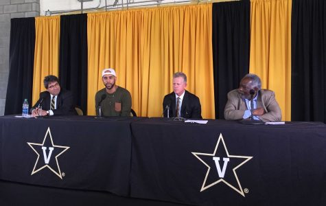 David Price reflects on David Williams and the brotherhood of Vanderbilt Baseball