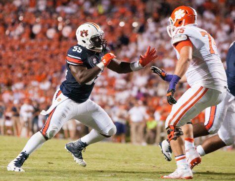 Behind enemy lines: Auburn