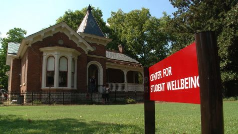 Reflecting on the Center for Student Well-Being's first three months