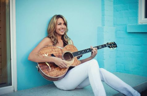 Colbie Caillat hosts an intimate concert at the Schermerhorn