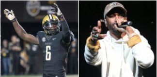 Big Sean may not be a part of our list, but Darrius Sims and his kick-return abilities could help Vanderbilt move up our rankings in future weeks.
