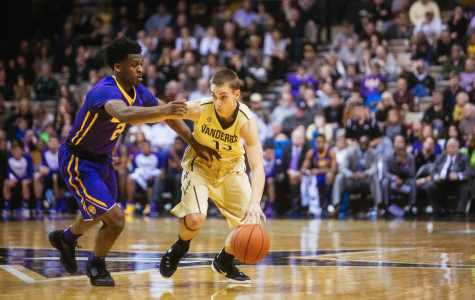 Vanderbilt beats LSU 96-89 in SEC basketball opener