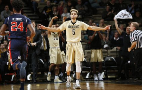 Commodores open 2017 with big win over Auburn