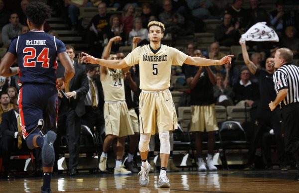 Photo courtesy of John Russell/Vanderbilt Athletics