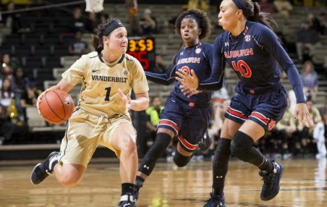 Turnovers plague Commodores in loss to Auburn