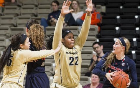 Five thoughts: Vanderbilt women fall to Auburn 64-59