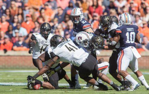Vanderbilt LB Zach Cunningham declares for NFL Draft