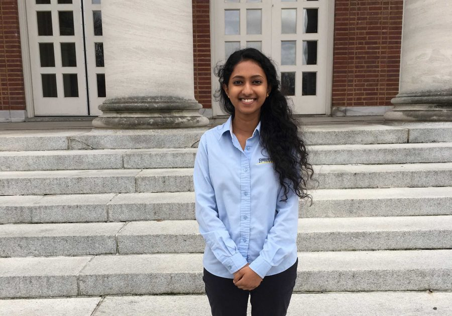 School for Science and Math at Vanderbilt student honored for cancer research