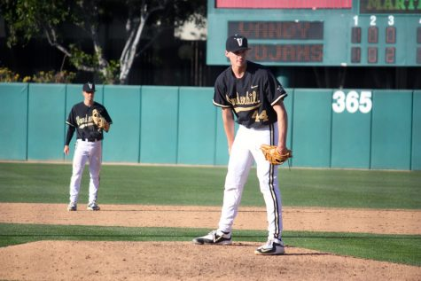 Vanderbilt baseball has decisions to make in starting pitching rotation