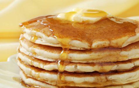 Hustler Reviews: Pancake Pantry Buckwheat Cakes