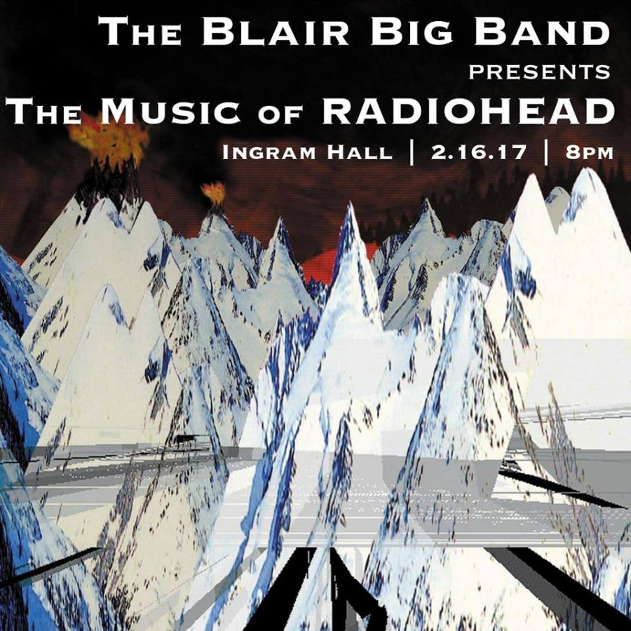 Ryan Middagh discusses Blair's upcoming Radiohead concert with the Hustler