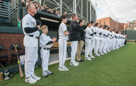 Vanderbilt baseball 2017 preview: the starting lineup