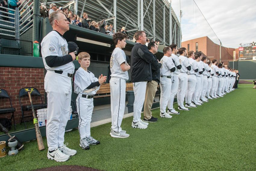 Vanderbilt baseball 2017 preview: the starting lineup