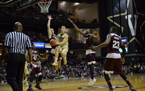Commodores get rematch with big, offensively challenged Aggies