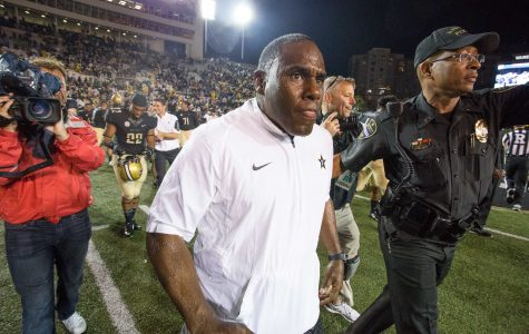 Commodores enter spring ball without televised spring game