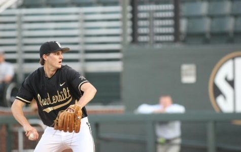 Vanderbilt stunned by Illinois-Chicago, drops series opener