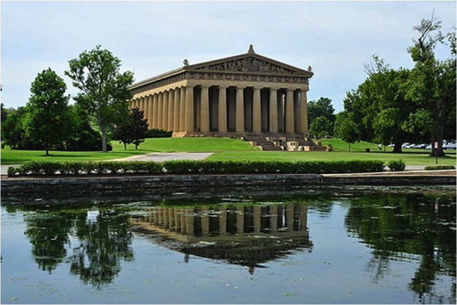 Top five places to run around Nashville