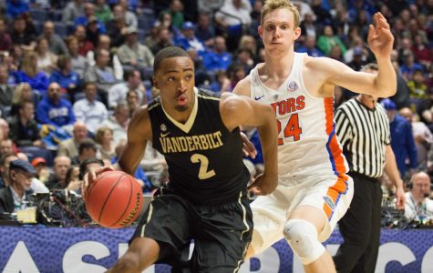 Commodores top Gators in overtime, advance to SEC semifinals