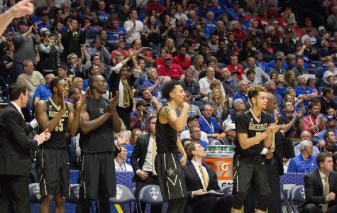 Vanderbilt's bumpy roller coaster ride to the NCAA Tournament