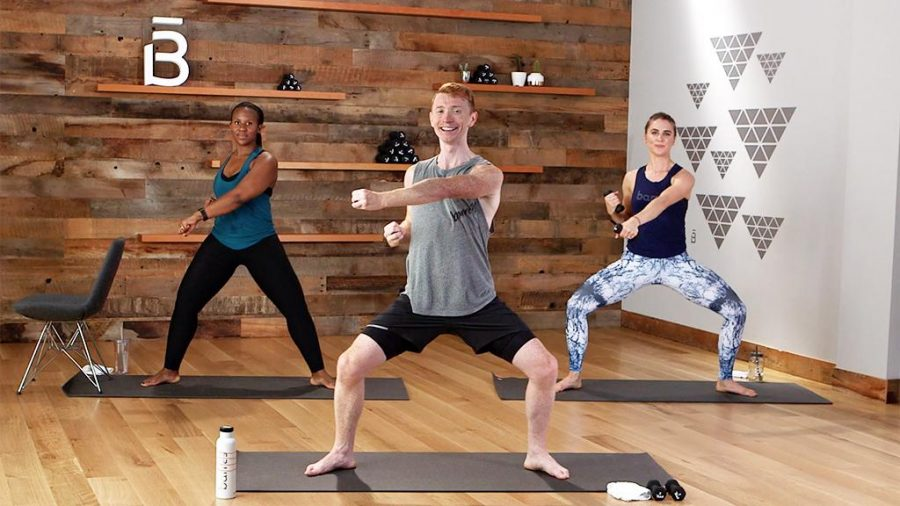 The barre3 workout experience and community