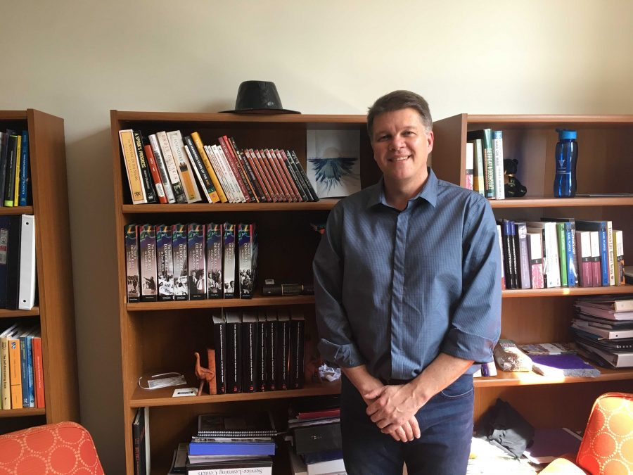 OACS Director on his experiences in South Africa