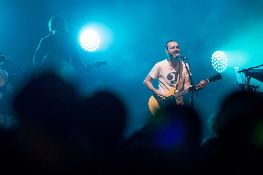 April 21, 2017 – The Shins perform at the annual Rites of Spring music festival on Alumni Lawn.