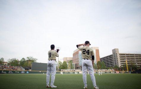 Vanderbilt Baseball Shows Off New Facilities Ahead of Black and Gold Series